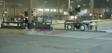 Laser Screed and Topping Speader